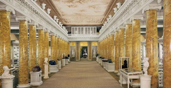 Тематическая экскурсия в Музей Горного института
