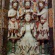 Древняя скульптура из Франции